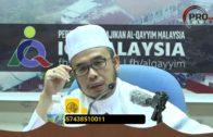20-01-2018 SS. DATO' DR. MAZA: Terpilih Semasa Jahiliyah, Terpilih Juga Semasa Islam