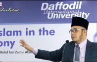 20171018-SS Dato Dr Asri-Daffodil International University_International Talk On, Understanding Isla