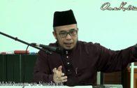 20180117-SS Dato Dr Asri-MANHAJ DAN ADAB PENUNTUT ILMU