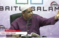 23-12-2017 Ustaz Halim Hassan :