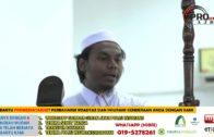 30-07-2017 Ustaz Salman Ali: Khutbah Jumaat