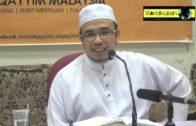 DR ASRI-QADAR ALLAH & SALAFUSOLEH