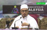 SS Dato Dr Asri-Mengapa Kita Berzikir Selepas Solat Dgn Tidak Berjamaah