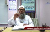 Yayasan Ta'lim: Adab-Adab Islam [03-08-17]