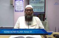 Yayasan Ta'lim: Adab-Adab Islam [04-05-17]