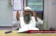 Yayasan Ta'lim: Adab-Adab Islam [14-09-17]