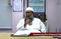 Yayasan Ta'lim: Adab-Adab Islam [25-05-17]