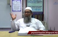 Yayasan Ta'lim: Adab-Adab Islam [30-11-17]
