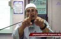 Yayasan Ta'lim: Al Iqna' (Solat) [03-01-18]