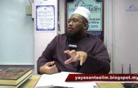 Yayasan Ta'lim: Al Iqna' (Taharah) [13-09-17]