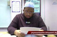 Yayasan Ta'lim: Al Iqna' (Taharah) [20-09-17]