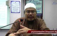 Yayasan Ta'lim: Al Iqna' (Taharah) [26-04-17]