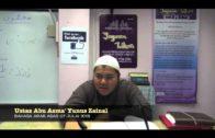 Yayasan Ta'lim: Bahasa Arab Asas (Kelas 24) [27-07-13]