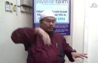 Yayasan Ta'lim: Fiqh Al-Asma' Al-Husna [20-02-18]