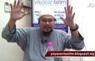 Yayasan Ta'lim: Fiqh Al-Asma' Al-Husna [19-12-17]