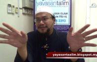 Yayasan Ta'lim: Fiqh Al-Asma' Al-Husna [10-10-17]