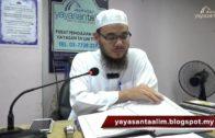 Yayasan Ta'lim: Fiqh Praktis [15-05-16]