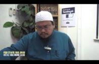 Yayasan Ta'lim: Fiqh Syafie (Bab Jihad) [17-12-14]