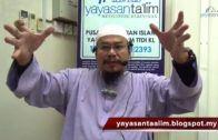 Yayasan Ta'lim: Fiqh Zikir & Doa [08-11-17]