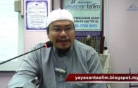 Yayasan Ta'lim: Fiqh Zikir & Doa [14-06-17]