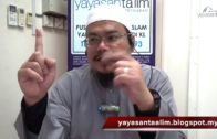 Yayasan Ta'lim: Fiqh Zikir & Doa [19-04-17]