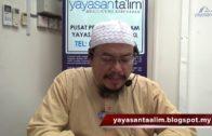 Yayasan Ta'lim: Fiqh Zikir & Doa [20-12-17]
