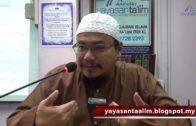 Yayasan Ta'lim: Fiqh Zikir & Doa [25-10-17]