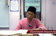 Yayasan Ta'lim: Harfiyah Al Quran [18-11-17]