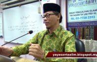Yayasan Ta'lim: Ilmu Balaghah Al Quran [25-08-17]