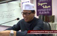 Yayasan Ta'lim: Ilmu Balaghah Al Quran [21-08-15]