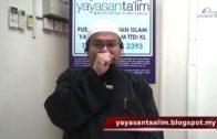 Yayasan Ta'lim: Kelas Hadith Sahih Muslim [10-01-18]