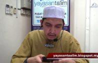 Yayasan Ta'lim: Kelas Hadith Sahih Muslim [23-08-17]