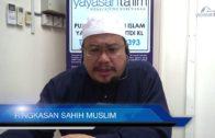 Yayasan Ta'lim: Kelas Hadith Sahih Muslim [12-04-17]