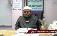 Yayasan Ta'lim: Kelas Kiamat Besar [11-04-17]