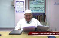 Yayasan Ta'lim: Kelas Sahih Muslim [24-12-17]