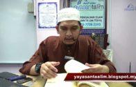 Yayasan Ta'lim: Kelas Sahih Muslim [14-05-17]