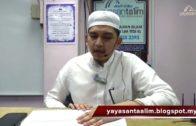 Yayasan Ta'lim: Kelas Sahih Muslim [23-04-17]