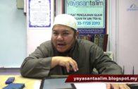 Yayasan Ta'lim: Kelas Sahih Muslim [26-11-17]