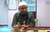 Yayasan Ta'lim: Memakan Harta Riba' [31-01-16]