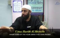 Yayasan Ta'lim: Minor Signs Of The Hour-Signs That Have Passed [23-09-17]