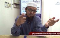 Yayasan Ta'lim: Paradigma Ibadah [29-10-17]