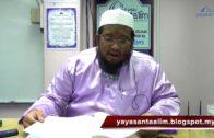 Yayasan Ta'lim: Pemantapan Aqidah ASWJ [11-04-17]