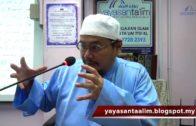 Yayasan Ta'lim: Ringkasan Tafsir Ibn Kathir [16-11-17]