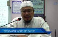 Yayasan Ta'lim: Ringkasan Tafsir Ibn Kathir [25-05-17]