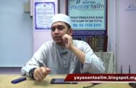 Yayasan Ta'lim: Riyadus Salihin [17-10-17]