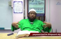 Yayasan Ta'lim: Riyadus Salihin [19-12-17]
