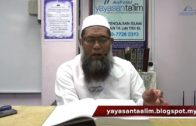 Yayasan Ta'lim: Riyadus Salihin [30-05-17]