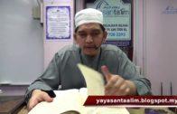 Yayasan Ta'lim: Sejarah Hidup Rasulullah [16-07-17]