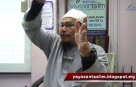 Yayasan Ta'lim: Tafsir Al-Qur'an Juz 4 (Ibn Kathir) [24-10-17]