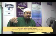 Yayasan Ta'lim: Tafsir Al-Qur'an Juz 2 (Ibn Kathir) [17-09-13]